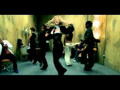 Music video by Britney Spears featuring Madonna performing Me Against The Music. (C) 2003 Zomba Recording LLC