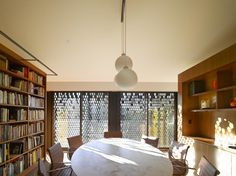 Morgan Phoa Library and Residence | SPF:a - Studio Pali Fekete architects | Archinect