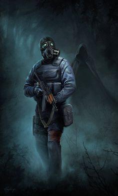 Mercenary by hagtorp762 on DeviantArt