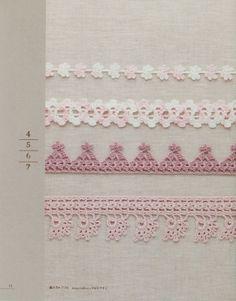Crochet  Edgeing