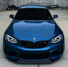 Oh this blue color! Bmw Blue, Luxury Cars, Everything