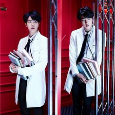 Doctor Jin *_* #BTS #DoctorJin #KimSeokJin #Jin #PinkPrincess