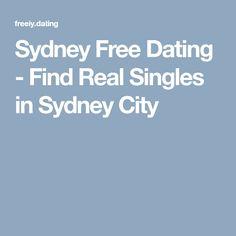 dating website sydney gratis