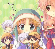 Akise From Mirai Nikki | Mundo dos Animes : Imagens Mirai Nikki