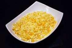 Babe's Creamed Corn Ingredients: 1 lb corn kernels, roughly 6-8 fresh cobs 2 tbs sugar 1 tbs all-purpose flour 1 cup heavy cream 1/2 cold water 2 tbs bacon grease or shortening 1 tbs butter salt and...