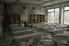 Chernobyl school