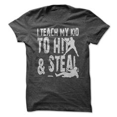 Check out all baseball shirts by clicking the image, have fun :) #BaseballShirts #BaseballTees #Baseball