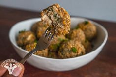 You can never go wrong with meatballs when you're craving Italian food. But I guarantee you haven't had it quite like this before. Italian meatballs are. Whole 30 Recipes, Clean Recipes, Healthy Recipes, Healthy Meals, Easy Recipes, Meatball Recipes, Beef Recipes, Real Food Recipes, Turkey Recipes