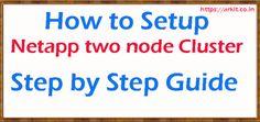 Netapp cluster setup can help you Survive a Filibuster, cluster setup netapp, netapp cluster setup