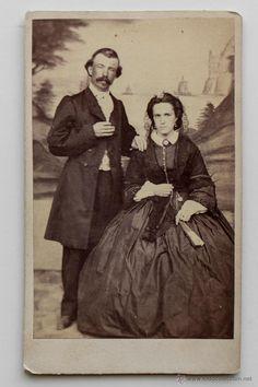 Matrimonio del 1860? -  El Desván de Bartleby C/.Niebla 37. Sevilla