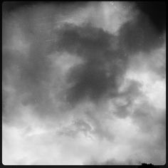 4.8.15 * A Peek Into The Life | These spooky clouds are going to bring May flowers, right?  | April Showers | Thunderstorms | Rain Rain Go Away | Weather | Spring | Photography |