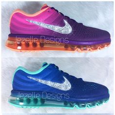 4d0614794830 Last call for these HOT Nike Air Max 2017s adorned