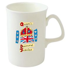 Our promotional Bone China Blue Peter mugs are perfect gifts to celebrate the Jubilee and get your company noticed. From £2.30.