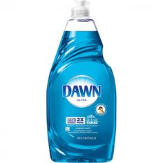 So you know Dawn dish soap can clean a whole sink full of dishes with one drop. But did you know your Dawn could do all these things? Repin and click to get the list!