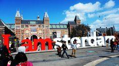 i #amsterdam #holland #iamsterdam