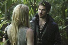 Once upon a time - Captain Hook - Colin O'donoghue - Killian Jones - Jennifer Morrison - Emma Swan – Captain Swan - OUAT