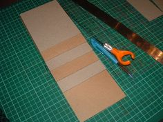 making your own chipboard album...  2b-6cutpages
