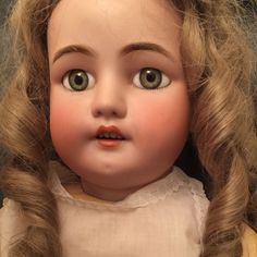 Simon & Halbig C.M. Bergmann Puppe 65cm | eBay