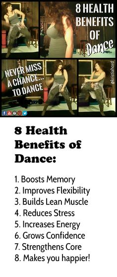 Mixed it up and went back to my first love of dancing tonight! Broke out Hustle Round 34 for the first time and got lost in the beat! 8 Health Benefits of Dance. Subscribe to see some routines! http://youtube.com/kristiahord