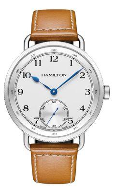 Hamilton Khaki Navy Pioneer