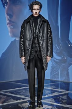 Balenciaga Men's RTW Fall 2014 - Slideshow - Runway, Fashion Week, Fashion Shows, Reviews and Fashion Images - WWD.com