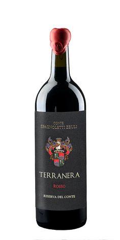 Conte Spagnoletti Zeuli #Terranera  Rosso 2008  #Apulia