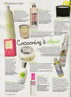 Sensuelle Magazine