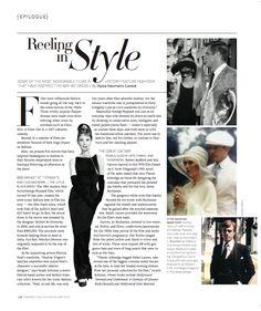fashion hair magazine layout - Google Search