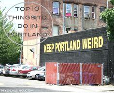 My Devising: top 10 things to do in portland State Of Oregon, Oregon Coast, Oregon Travel, Travel Usa, Canon Beach, Stuff To Do, Things To Do, Oregon Washington, Portland Oregon