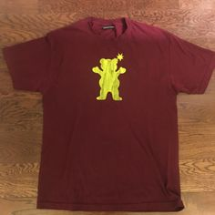 e6fe8be0967 The Hundreds™ grizzly tee... extremely fuckin saucy... cool color. Depop