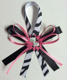 Zebra Baby Shower Favors by littlecreationz on Etsy, $1.25