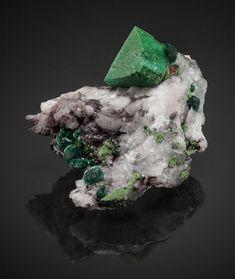 Cuproadamite-mineral---Namibia