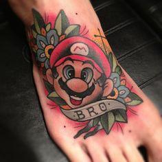 Mario by Raphael Trovato <3