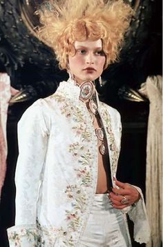 John Galliano for The House of Dior