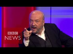 'You killed a million people in Iraq' George Galloway tells Blair Cabinet Member | Informed Comment