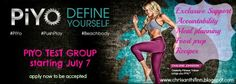 Fit and fulfilled mama: Be the First to Get PiYo and Amazing Results