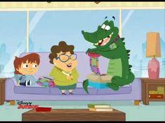 Disney Junior Deutschland Wie erziehe ich meinen Alligator http://www.youtube.com/playlist?list=PL726711D62A3E3723