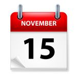 Op 15 november ben ik jarig!