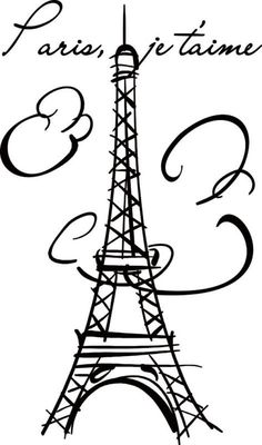 Paris Eiffel Tower Sticker Wall Art Bedroom Decorative Vinyl Sticker #ebay #Home & Garden