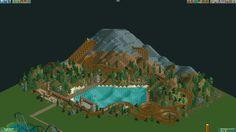 Mountain Ride on Server #1
