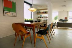 The Scandinavian House interior - Grand Designs