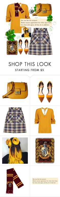 """Untitled #115"" by shreya-stark ❤ liked on Polyvore featuring French Connection, Gianvito Rossi, Miu Miu, Boohoo and Warner Bros."
