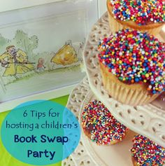 6 Tips for Hosting a Children's Book Swap Party