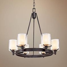 Classic and inviting, this chandelier looks great in an entryway or above a dining table. wide x high. Style # at Lamps Plus. Dining Pendant, Pendant Chandelier, Chandelier Lighting, Transitional Chandeliers, Dining Room Lighting, Kitchen Lighting, Dining Room Design, Design Kitchen, New Home Designs