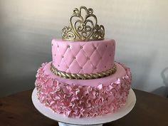 Superb Princess Baby Shower Cakes Ideas ( + Photos )