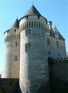 Château de Nogent le Rotrou ~ Eure et Loire ~ France
