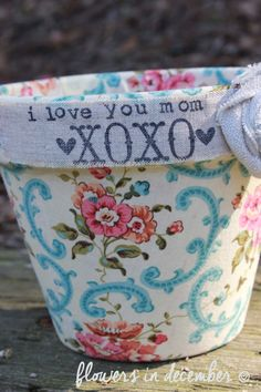 MOTHER'S DAY gift nana grandma mom by FlowersinDecemberDS on Etsy