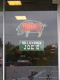 The Original Oklahoma Joe's BBQ Gas Station Kansas City