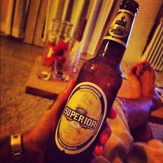 The perfect liquid dinner... #beer #madeinitaly #pedavena #veneto #superior #puremalt - @ilgiek- #webstagram