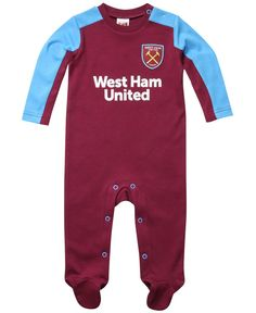West Ham Hnited FC   Baby Bib    Pack of Two   Official Merchandise